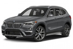 BMW X1 tire size