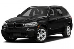 BMW X5 tire size
