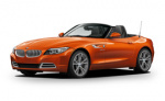 BMW Z4 tire size