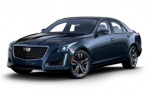 Cadillac CTS tire size