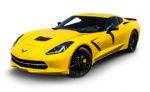 Chevrolet Corvette rims and wheels photo