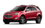 Chevrolet Equinox rims and wheels photo