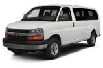 Chevrolet Express 1500 rims and wheels photo