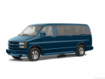 Chevrolet  Express LT tire size