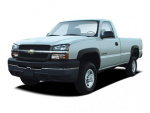 Chevrolet  Silverado 2500 rims and wheels photo