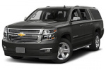 Chevrolet Suburban rims and wheels photo