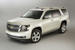 Chevrolet Tahoe rims and wheels photo