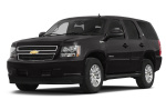 Chevrolet  Tahoe Hybrid tire size
