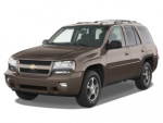 Chevrolet  TrailBlazer tire size