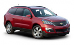 Chevrolet Traverse rims and wheels photo