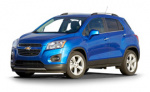 Chevrolet Trax rims and wheels photo