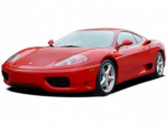 Ferrari  360 Modena rims and wheels photo