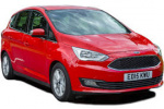 Ford C-Max Hybrid tire size