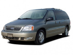 Photo 2007 Ford  Freestar