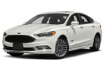 Ford Fusion Energi tire size