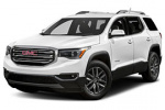 GMC Acadia rims and wheels photo