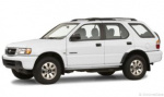 Photo 2001 Honda Passport