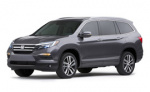 Honda Pilot rims and wheels photo