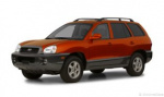 Photo 2002 Hyundai Santa Fe