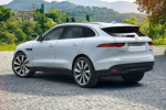 Jaguar F-PACE rims and wheels photo