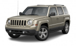 Jeep Patriot tire size