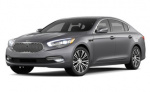 Kia K900 rims and wheels photo