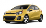 Kia Rio wheels bolt pattern