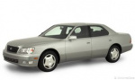 Photo 2000 Lexus  LS 400