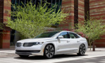 Lincoln MKS rims and wheels photo