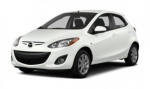 Mazda Mazda2 rims and wheels photo