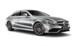 Mercedes-Benz AMG CLS tire size