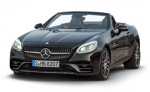 Mercedes-Benz AMG SLC tire size