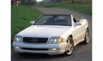 Photo 2001 Mercedes-Benz SL-Class