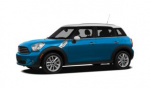 MINI  Cooper Countryman tire size