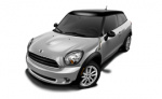 MINI Paceman tire size