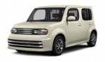 Nissan Cube rims and wheels photo