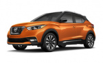 Nissan Kicks rims and wheels photo