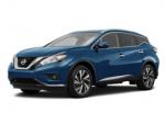 Nissan Murano Hybrid rims and wheels photo