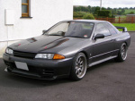Photo 1989 Nissan R31-R34 Skyline 2dr