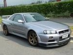 Photo 1999 Nissan R31-R34 Skyline 2dr