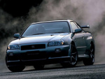 Photo 2001 Nissan R31-R34 Skyline GT-R