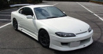 Nissan S15 rims and wheels photo