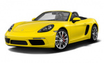 Photo 2017 Porsche 718 Boxster