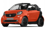 smart EQ fortwo rims and wheels photo