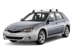 Photo 2009 Subaru  Impreza Outback Sport