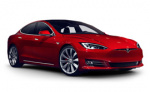 Tesla Model S tire size