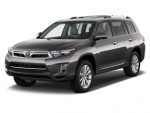 Photo 2012 Toyota Highlander Hybrid