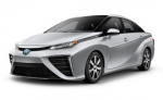 Toyota Mirai rims and wheels photo