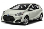 Toyota Prius c rims and wheels photo