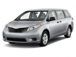 Photo 2014 Toyota Sienna